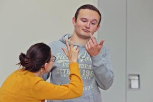 OVIGO, Theater-Training, Improvisation
