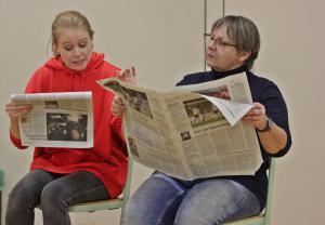OVIGO Theater-Training in Gleiritsch, 2019