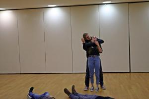 OVIGO Theater-Training / 2019