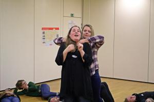 Theater-Training, OVIGO Theater