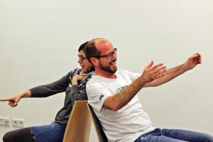 OVIGO Theater-Training in Gleiritsch