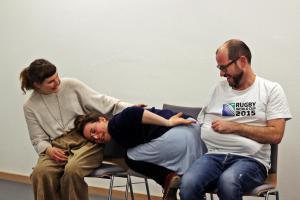 OVIGO Theater-Training 2020, Markus Pleyer