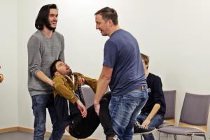OVIGO Theater-Training (2020)