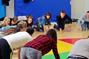 Theater-Training in Oberviechtach (OVIGO)