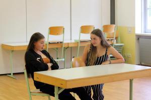 OVIGO Theater, Selina Probst, Theater-Training (2019)