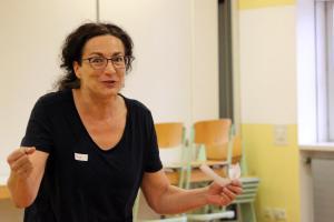 OVIGO, Tanja Kerscher, Theater-Training