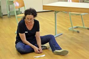 OVIGO, Tanja Kerscher, Theater-Training, 2019