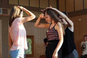OVIGO Theater-Training mit Denise Gießübl, 2019