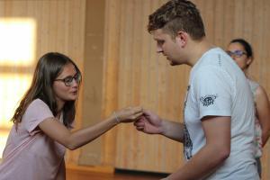 OVIGO Theater-Training, Fabian Schmid