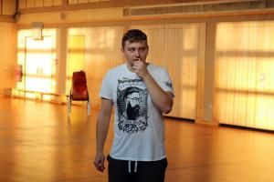 Theater-Training, OVIGO, Fabian Schmid