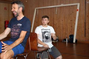 OVIGO Theater-Training 2019, Fabian Schmid