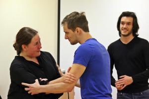 Theater-Training 2019, OVIGO, Pfreimd
