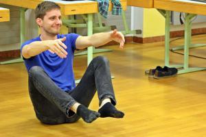OVIGO Theater-Training in Pfreimd