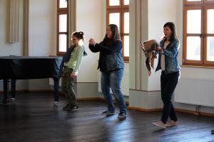 OVIGO Theater-Training in Pfreimd, 2019