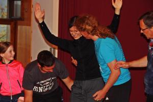 Waldmünchen 2018, OVIGO Theater-Training