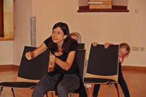 Stephanie Most (OVIGO Theater-Training)