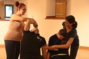Theater-Training in Waldmünchen (OVIGO)