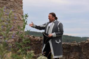 OVIGO Theater Zeitreise, Burg Murach