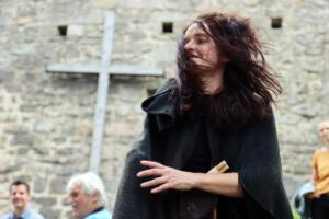 OVIGO Theater Zeitreise zur Burg Murach, Petra Sommer-Stark