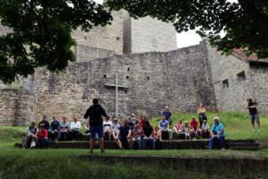 OVIGO Zeitreise, Burg Murach