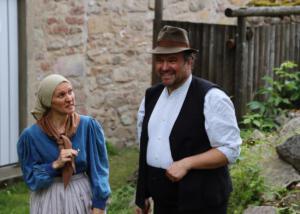 OVIGO Theater Zeitreise zur Burg Murach