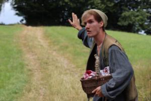OVIGO Theater Zeitreise zur Burg Murach, Daniel Adler (2020)