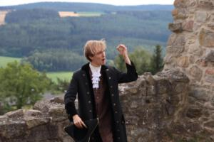 OVIGO Theater Zeitreise zur Burg Murach, Daniel Adler