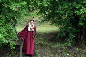 OVIGO Zeitreise zur Burg Murach, Sarah Ebnet