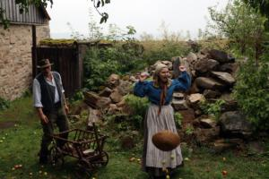 Sarah Ebnet, OVIGO Zeitreise zur Burg Murach