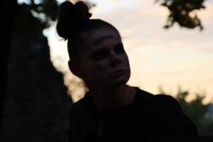 Selina Probst, OVIGO Zeitreise zur Burg Murach (2020)