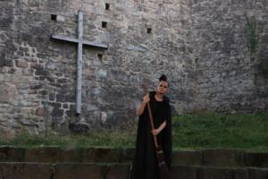 Selina Probst, OVIGO Zeitreise zur Burg Murach, 2020