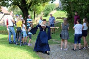 Zeitreise zur Burg Murach, OVIGO Theater, Christina Götz