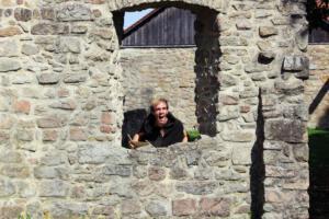 Zeitreise Burg Murach, Daniel Adler, OVIGO