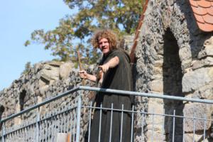 Zeitreise zur Burg Murach, OVIGO, Michael Zanner, 2020