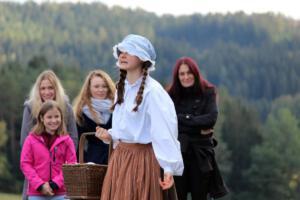 OVIGO Theater Zeitreise, Selina Probst