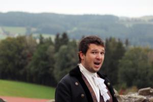 Florian Wein, OVIGO Theater Zeitreise