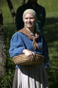 Sarah Ebnet, Zeitreise Burg Murach, OVIGO