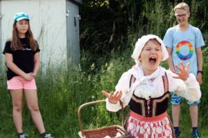 OVIGO Zeitreise Burg Murach, Kids-Special, Anna Hösl