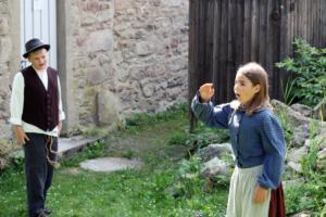 OVIGO Zeitreise Burg Murach, Kids-Special