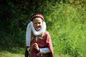 OVIGO Zeitreise Burg Murach, Kids-Special, Lisa Niebauer