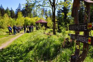 OVIGO Zeitreise, Durch den Grenzwald zu den Granitriesen (2021)