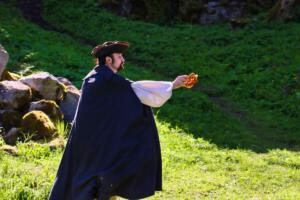 OVIGO Theater Zeitreise, Durch den Grenzwald zu den Granitriesen, 2021