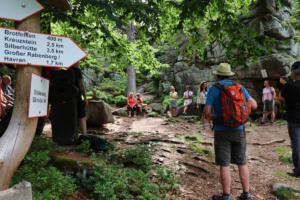 Zeitreise zur Burg Schellenberg, OVIGO 21