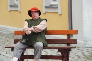 OVIGO Theater Zeitreise Thanstein, Markus Eckel