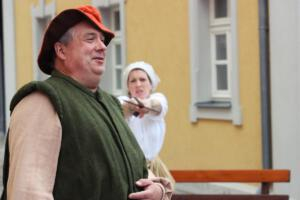 OVIGO Zeitreise zur Burg Thanstein