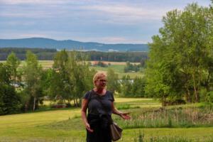 Karin Mager, Zeitreise Burg Thanstein, OVIGO