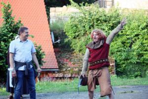 OVIGO Theater, Zeitreise Burg Thanstein, Michael Zanner