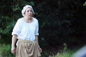 Rita Heindl, OVIGO Theater Zeitreise Burg Thanstein