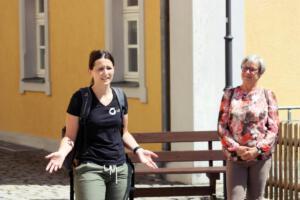 OVIGO Zeitreise Thanstein, Birgit Bauer & Hedwig Pamler