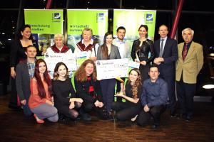Auszeichnung für OVIGO: Zukunftspreis Landkreis Schwandorf 2018